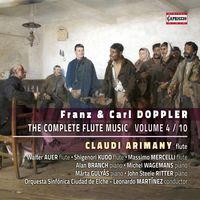 Claudi Arimany - Complete Flute Music 4