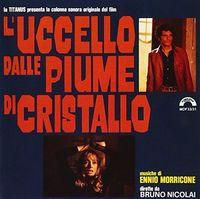 Ennio Morricone Ita - L'uccello Dalle Piume Di Cristallo / O.S.T. (Ita)