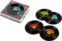 - 45 Record Coasters