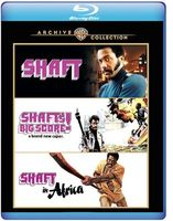 Shaft [Movie] - Shaft / Shaft's Big Score! / Shaft in Africa
