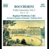RAPHAEL WALLFISCH - Cello Concertos 3