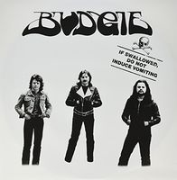 Budgie - If Swallowed Do Not Induce Vomiting (Uk)