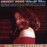 Smokey Hogg - Midnight Blues [Import]
