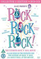 Johnny Burnette - Rock Rock Rock (3pc) (W/Cd) / (Coll)