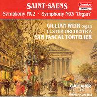 Gillian Weir - Symphonies 2 & 3