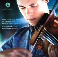 Callum Smart - Violin Sonatas