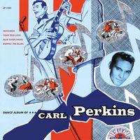 Carl Perkins - The Dance Album Of Carl Perkins [LP]