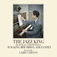 Larry Carlton - Jazz King: Musical Compositions Of H.M. King