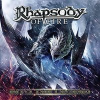 Rhapsody Of Fire - Into The Legend (Uk)