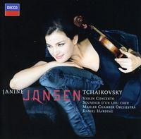 Janine Jansen - Tchaikovsky: Violin Concerto