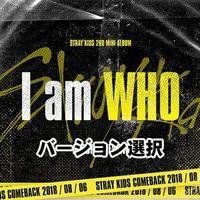 Stray Kids - I Am Who (Phob) (Post) (Asia)