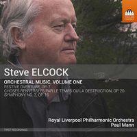 Paul Mann - Steve Elcock: Orchestral Music, Vol. 1