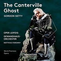 Sandstrom/Lidholm - Getty: The Canterville Ghost