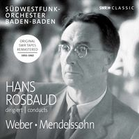 Hans Rosbaud - Hans Rosbaud Conducts [Remastered] (Ger)