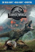 Jurassic Park [Movie] - Jurassic World: Fallen Kingdom [3D]