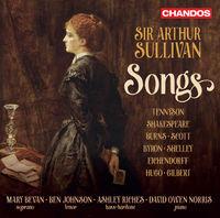 Ashley Riches - Sir Arthur Sullivan: Songs