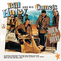 Bill Haley & His Comets - Rock The House! (Hol)