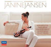Janine Jansen - Schubert & Schoenberg