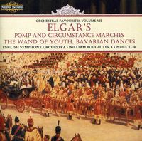 English Symphony Orchestra - Pomp & Circumstance Marches