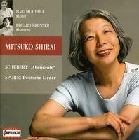 Schubert/Spohr - Vocal Recital