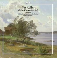 Ulf Wallin - Violin Concertos 1-3