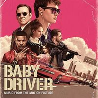 Baby Driver [Movie] - Baby Driver (Music From Motion Picture) [Import]