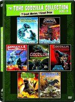 Godzilla [Movie] - The Toho Godzilla Collection: Volume 2