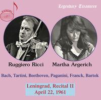 Martha Argerich - Leningrand Recital 2