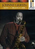 Johnny Griffin - LIVE IN FRANCE 1971