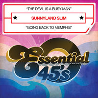 Sunnyland Slim - The Devil Is a Busy Man