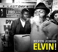 Elvin Jones - Elvin / Keepin Up With The Joneses [Limited Edition] [Digipak]