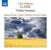 Hasse Borup - Violin Sonatas