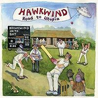 Hawkwind - Road To Utopia (Gate) [Limited Edition]