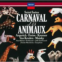 Martha Argerich - Saint-Saens: Le Carnaval Des Animaux