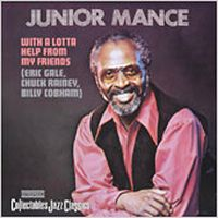Junior Mance - With a Whole Lotta Help from My Friends