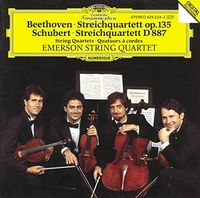 Emerson String Quartet - Beethoven / Schubert: String Quartets