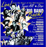 Johnny Nicholas - Texas All-Star: Big Band Bash