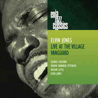 Elvin Jones - Live At The Village Vanguard (Uk)