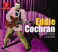 Eddie Cochran - Absolutely Essential 3cd Collection (Uk)
