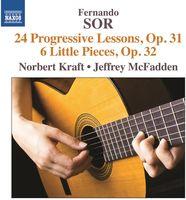 Jeffrey Mcfadden - Fernando Sor: 24 Progressive Lessons Op.31 & 6