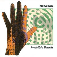 Genesis - Invisible Touch (Uk)