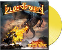 Bloodbound - Rise Of The Dragon Empire (Gate) [Limited Edition] (Ylw)