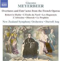 New Zealand Symphony Orchestra - Ovtr & Entr'actes