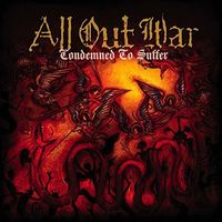 All Out War - Condemned To Suffer [Vinyl]