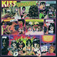 Kiss - Unmasked: German Version