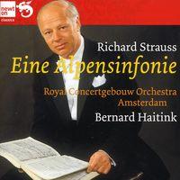 R. STRAUSS - Eine Alpensinfonie