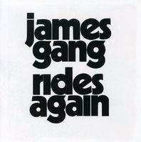 James Gang - Rides Again [Import]