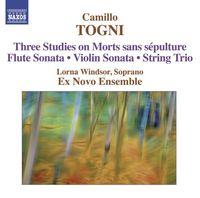 Ex Novo Ensemble - Three Studies On Mort Sans Sepulture / Flute