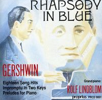 Gershwin - Lindblom Plays Gershwin