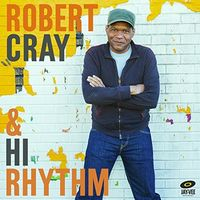 Robert Cray - Robert Cray & Hi Rhythm [Indie Exclusive Limited Edition CD with Guitar Pick Sheet]